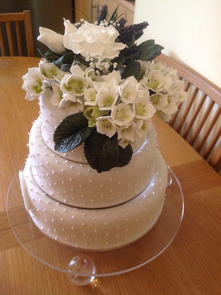Mums birthday cake from Karen's cakes