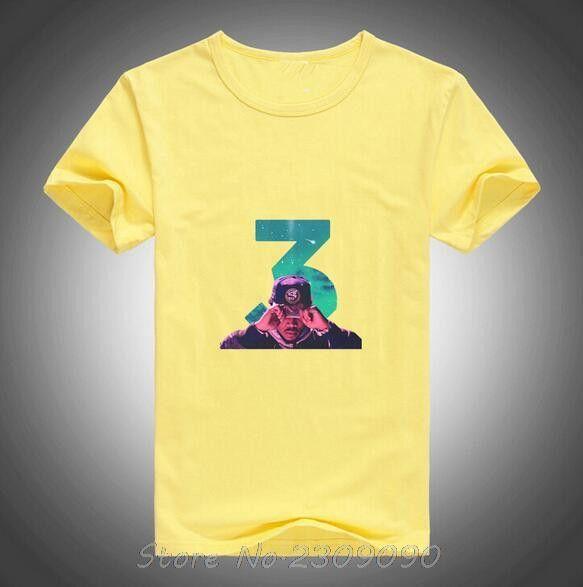 Coloring Book Chance The Rapper Music Art T Shirt