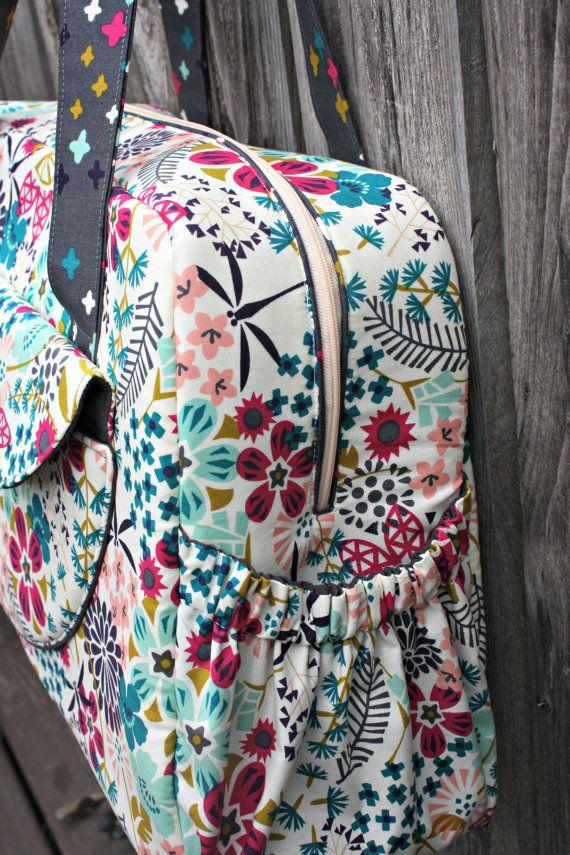 Aragon Bag pdf sewing pattern by SewSweetnessPatterns on Etsy