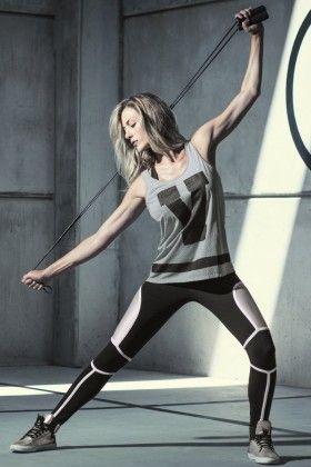 Calça Legging Fusô Gigi - Vestem FS365 Dani Banani Fashion Fitness - Fitness Women's active - http://amzn.to/2i5XvJV