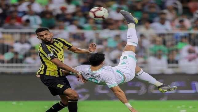 نادي الاتحاد السعودي يستعيد الثنائي المصاب