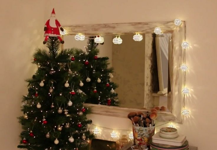 Christmas bedroom inspiration zoella happy holidays for Room decor zoella