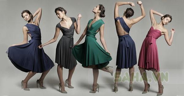Thay đổi phong cách mới lạ mỗi ngày với ĐẦM HENKAA 21 KIỂU freesize, cho bạn gái tha hồ biến hóa, tạo kiểu. Chỉ 139.000đ từ Saha.vn