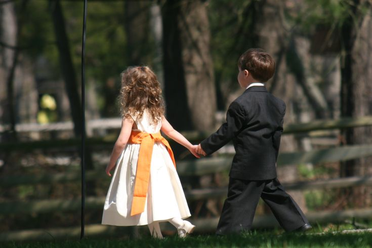 lovely wedding kids ^_^