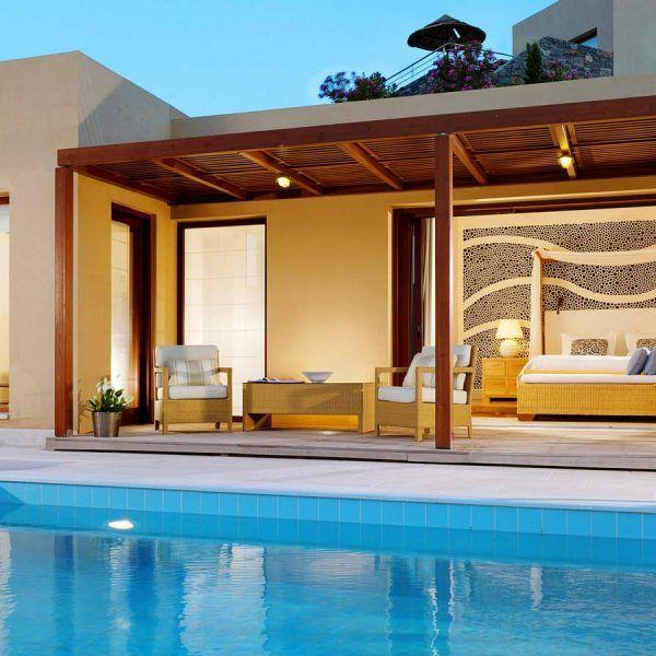 Vacanta de #lux in Grecia – Hotel Blue Palace #Resort & #Spa Contactati-ne pentru #vacante exclusiviste personalizate! http://bit.ly/2wJugof