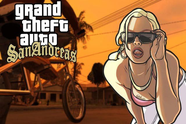 Grand Theft Auto: San Andreas Button Cheat Codes (PS2)