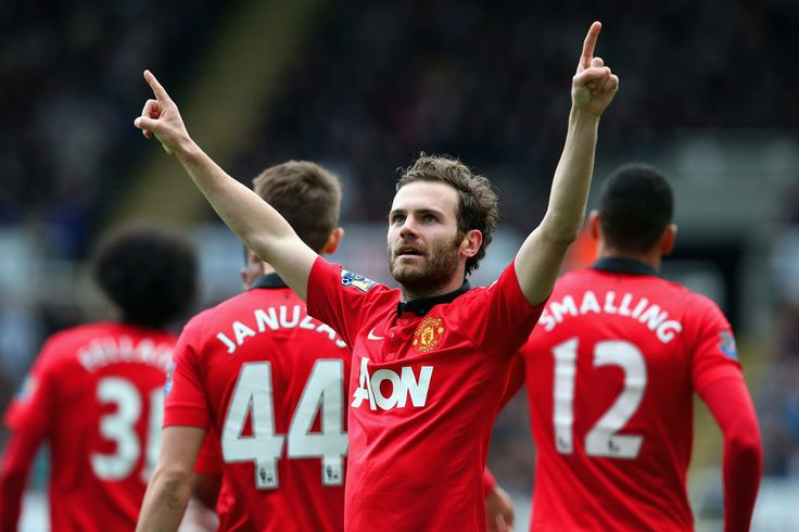 MATA Newcastle 0 United 4