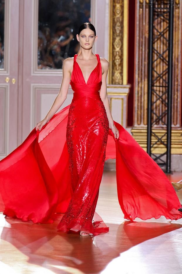 Zuhair Murad HC Fall 2012. Dying to see this on the red carpet!