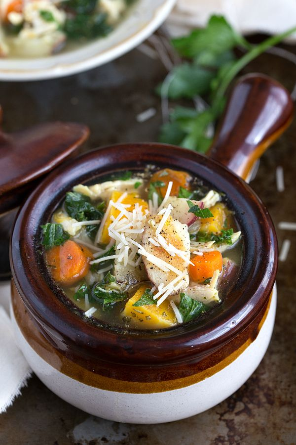 about SOUP! STEWS! CHILI & CHOWDERS! on Pinterest   Chowders, Soups ...