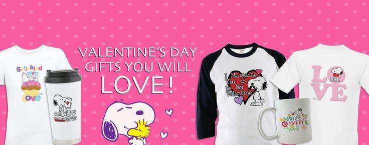 Shop Snoopy Valentines