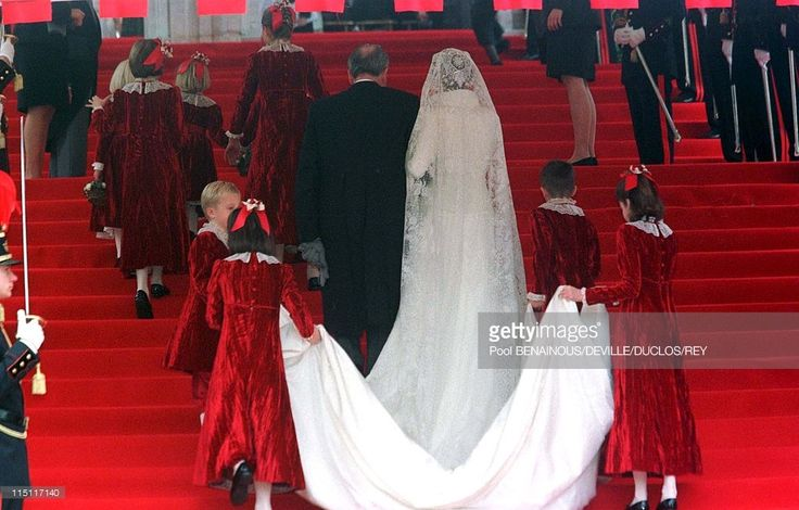 Prince Philippe of Belgium and Mathilde d'Udekem wedding in Brussels, Belgium on December 13, 1999 - At the city hall.  (Photo by Pool BENAINOUS/DEVILLE/DUCLOS/REY/Gamma-Rapho via Getty Images)