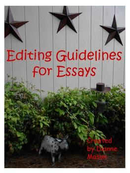 english essay guide pdf
