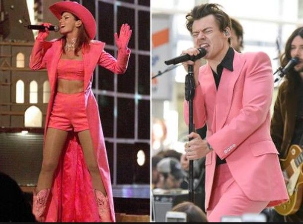 """One Directioner Harry Styles named Shania Twain as one of his biggest inspirations both in music and fashion.  The country singer revealed that she is also a fan of the 24-year-old singer. In her interview with the U.K. show Good Morning Britain Twain invited Styles to join her when she goes on tour.  I would love (a duet). Harry can you hear us out there? That would be awesome!  Twain feels it is a huge compliment hearing him speak so highly of her. """"He's incredibly talented - so t... Get…"""