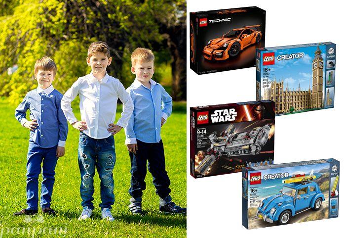 Встречайте новинки от Лего! Теперь Ваш сын и его друзья точно не заскучают в жаркие летние вечера. #panpani #панпани #детскаямода #пан #пани #модница #модник #мода #стиль  www.panpani.com.ua