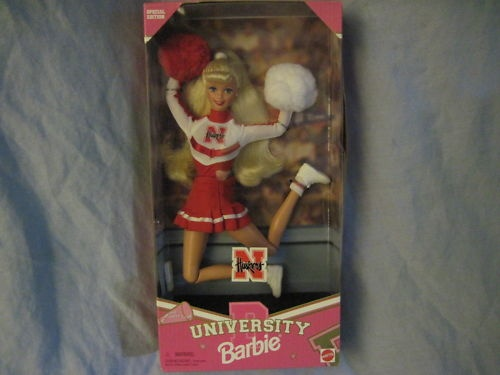 If I have a daughter this will be her Barbie!!!