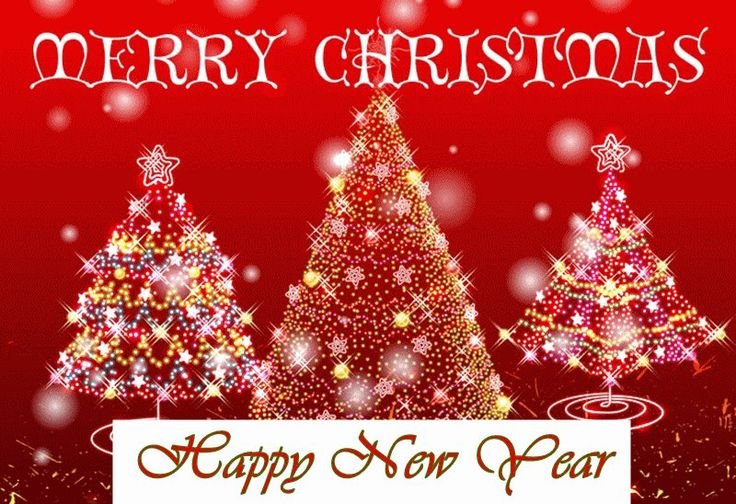 Merry Christmas And a Happy New Year 2018 Wishes - Merry Christmas And Happy New Year Wishes Quotes Greetings Messages Images 2018