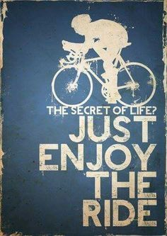 Biking Inspirational Quotes Room Decor Fit Pinterest Bike