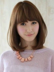 model rambut pendek terbaru untuk wajah bulat
