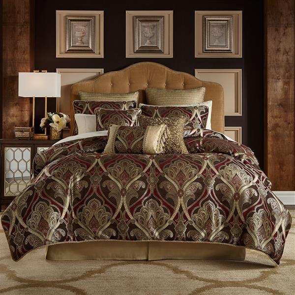Bradney Comforter Set   Croscill