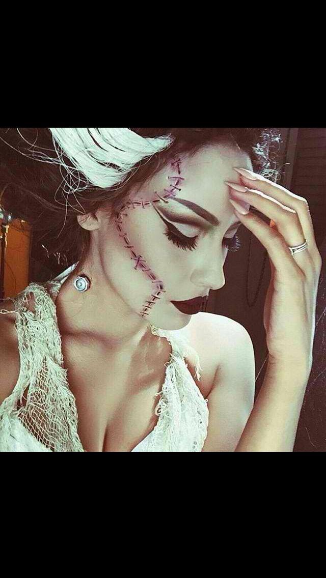 Bride of frankenstine