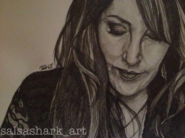 Gemma Teller Morrow (Katey Sagal) sketch