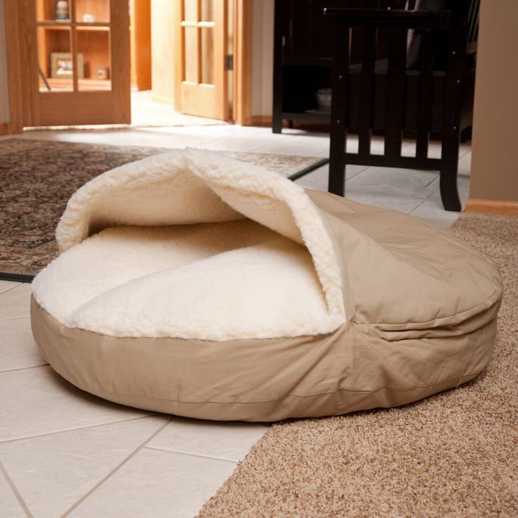 Have to have it. Snoozer Cozy Dog Cave $59.98 @Emilie Fure for neutron