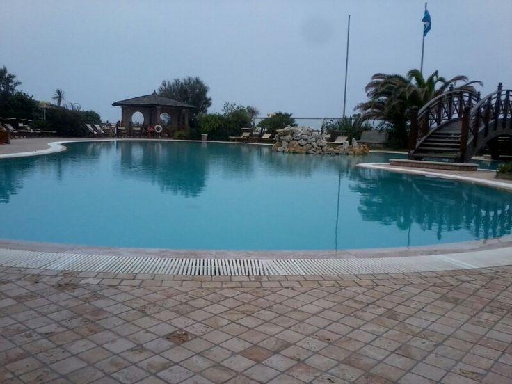 swimming pool at ariston beach club lido di camaiore my. Black Bedroom Furniture Sets. Home Design Ideas