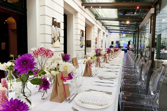 Beautiful venue located in Melbourne. This stunning space is perfect for any themed wedding and is so elegant! For more information, check out our website.