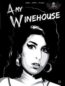 Amy Winehouse vira revista em quadrinhos - http://colunas.revistaepoca.globo.com/brunoastuto/2013/04/23/amy-winehouse-vira-revista-em-quadrinhos/ (Foto: Reprodução)