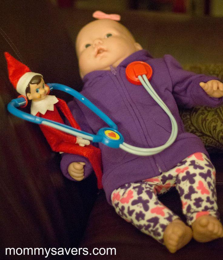 Ideas for Elf on the Shelf
