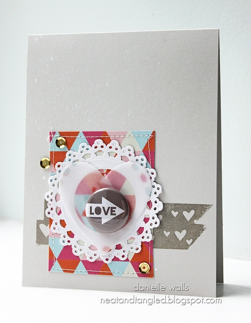 Love Faux Washi by Neat and Tangled, via Flickr