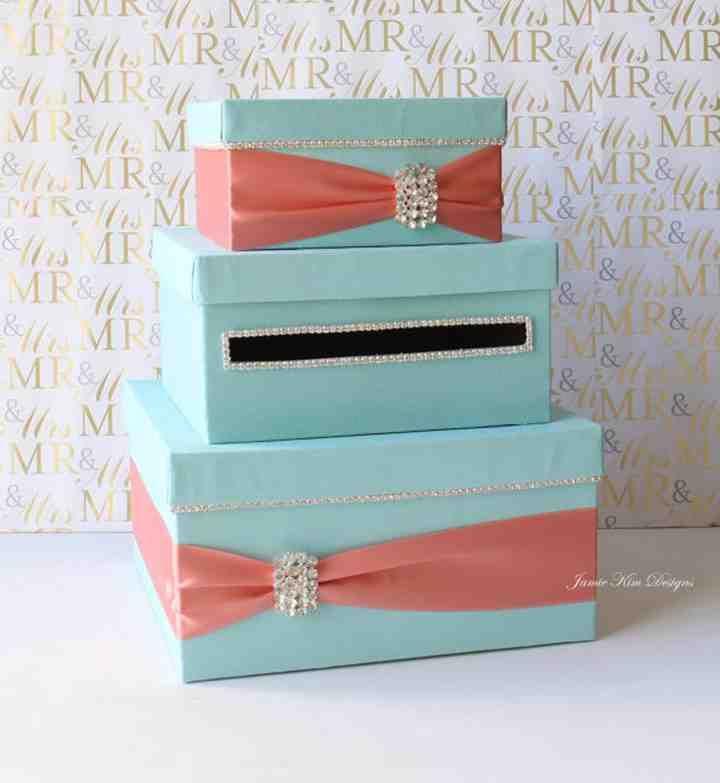 17 best ideas about Diy Wedding Card Box – Diy Card Box for Wedding