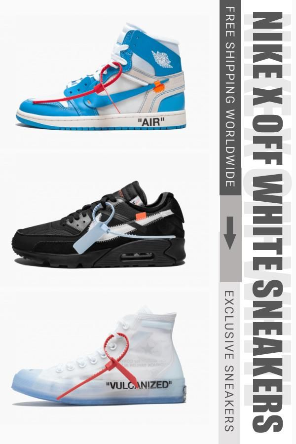 Order authentic Nike Off-White Air