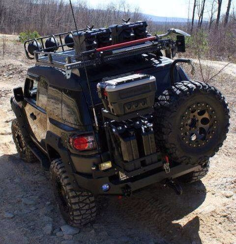 17 Best Images About Fj Cruiser S And Some Off Road Fun