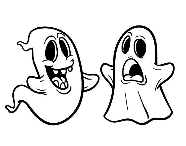 fantasmas para colorear - Buscar con Google