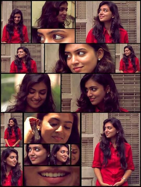 Different Shades Nazriya Nazim