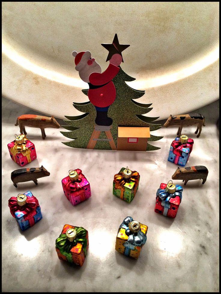 Kitchen Christmas Decorations Pinterest