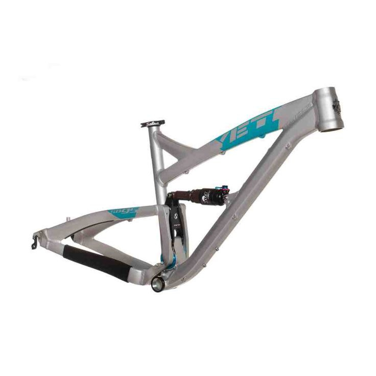 Aluminum Mountain Bike Frame