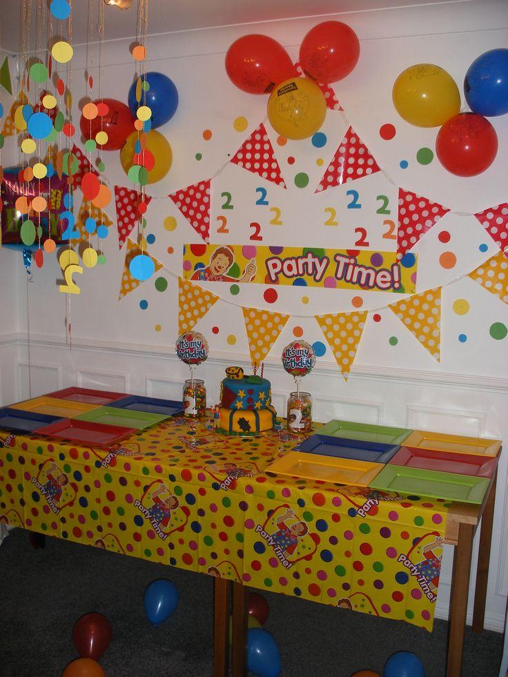 Spotty party!