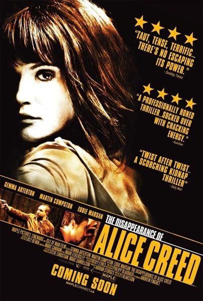 CINELODEON.COM: La desaparición de Alice Creed.