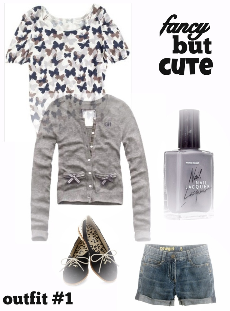 Fancy But Cute Outfit #1 | Nice Outfits For Middle School Girls | Pinterest | Outfit And Cute ...
