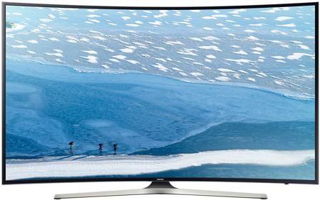 Телевизор Samsung UE55KU6300 55 дюймов Smart TV UHD изогнутый  — 74990 руб. —  Телевизор Samsung  UE55KU6300UXRU обладает изогнутым экраном. Это позволяет достичь максимального комфорта при просмотре любимых фильмов и передач – расстояние от глаз до экрана становится оптимальным, а угол обзора - более широким. Полный эффект погружения достигается за счет едва заметной рамки корпуса. Технология HDR Premium расширяет возможности контента, повышая четкость светлых участков изображения. Формат…