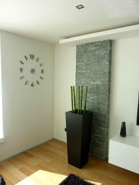 Best 25 paredes de piedra ideas on pinterest black seat - Decoracion paredes interiores ...