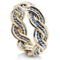 Welsh Gold Wedding Ring WGW 1001