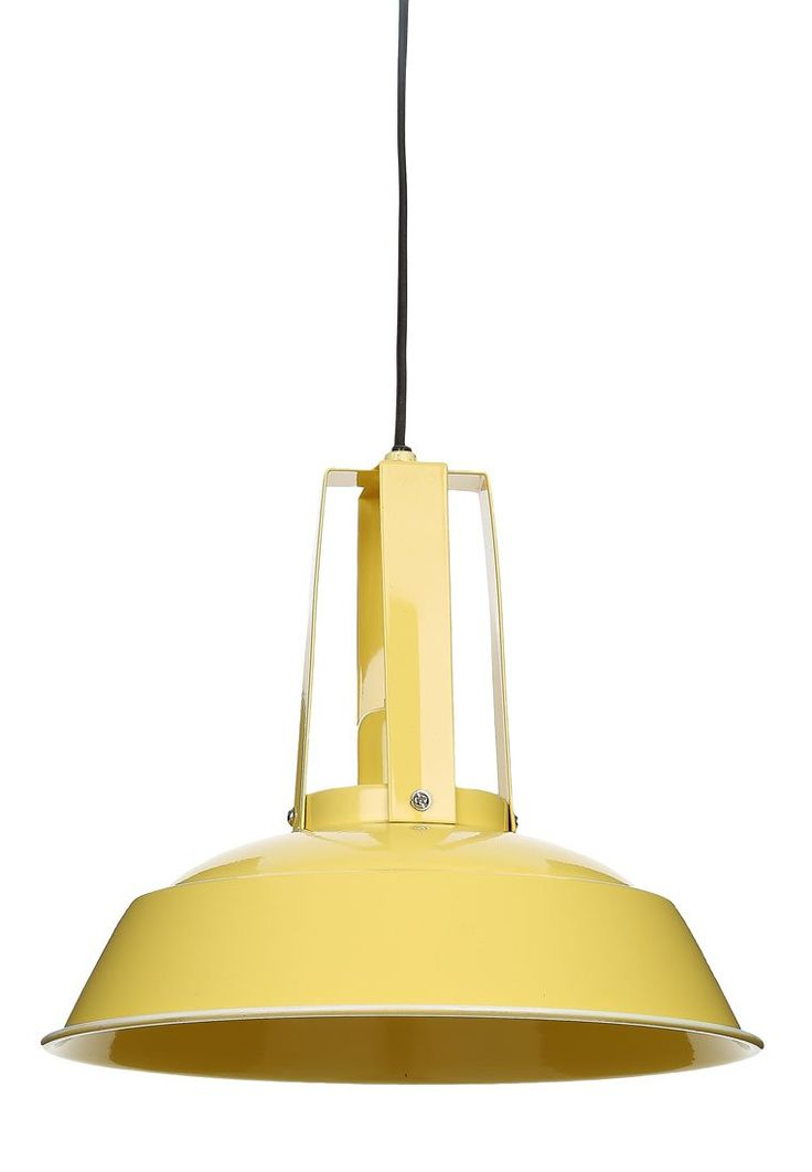 Light & Living - Kattovalaisin - keltainen