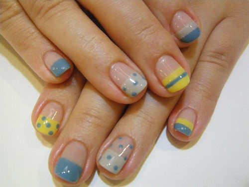 atelier+LIM: Nails Art, Beautiful Nails, Mod Nails, Japanese Nails, Atelier Lim Hands Nails, Nails Simple, Japan Nails, Art Nails, Nails 3