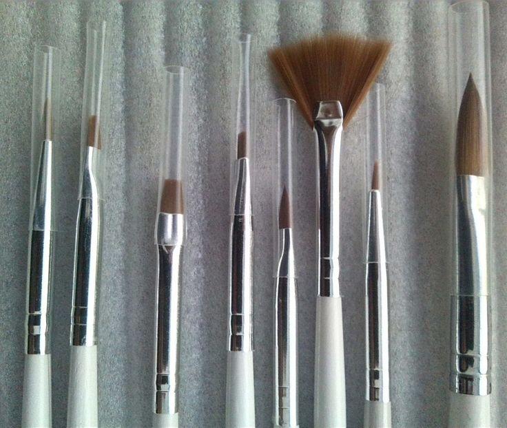 180.00$  Watch here - http://ali9my.shopchina.info/1/go.php?t=32409387428 - Dental Porcelain Ceramic Brush Kit,10Pcs/Kit,dental lab material  #magazine
