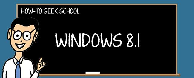 Windows 8.1: Lesson 6 - Working with Accounts and Exploring Sync Settings