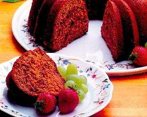 Recipe: Shoofly Coffee Cake (with nut filling, Bundt or loaves, 1980's) - Recipelink.com