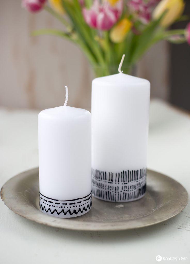 die besten 17 ideen zu kerzen gestalten auf pinterest taufkerze gestalten taufkerze selbst. Black Bedroom Furniture Sets. Home Design Ideas